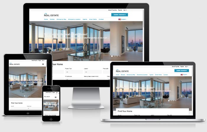 Real Estate Website Promotion is simple