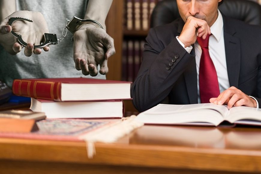 The Secret About Criminal Lawyers