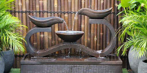 Outside Garden Fountains – The Right Accessory for A Garden!