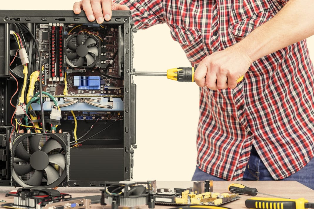 Computer Repair: Peripheral Repairs