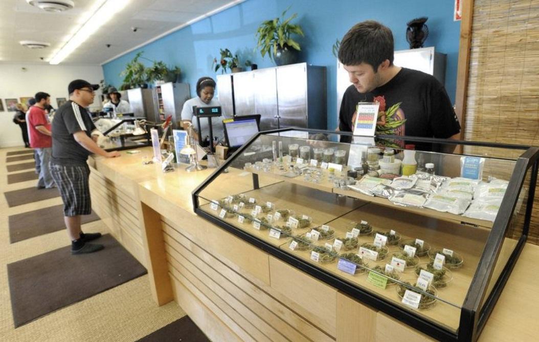 Marijuana dispensary for all