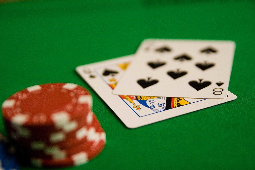Welcome To The Age Of Gambling Through Poker idn