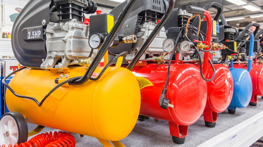 Tips for Choosing the Suitable Air Compressor
